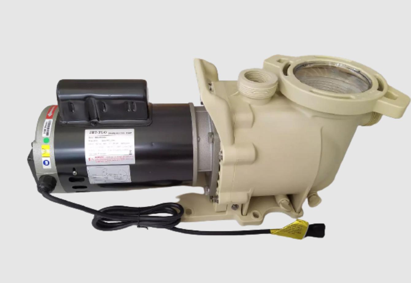 Product details of Jetflo 56SFP250-1 2.5Hp Pool Pump